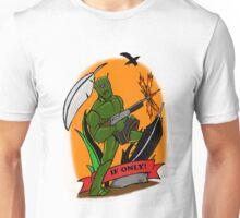 If Only Grasshoppers had Machineguns. Unisex T-Shirt