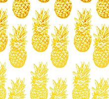Pineapple Sunrise by Jessica Slater