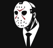 Friday the 13th - Dapper Jason Gore Quarterly by popephoenix