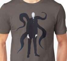 Slenderman Stands Unisex T-Shirt