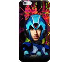 Megaman wolowitz iPhone Case/Skin