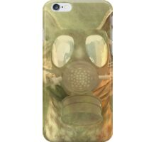 Schrödinger underestimates the cat iPhone Case/Skin