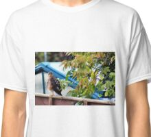 Me? I didn't touch your little birds Classic T-Shirt