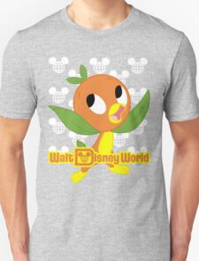 Turquoise WDW Orange Bird T-Shirt