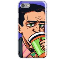 BARBA OTP (coffee) iPhone Case/Skin