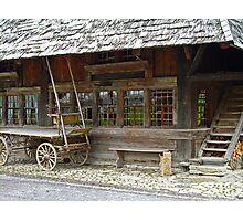 Alt Schweiz Photographic Print