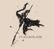 Dragonslayer Ornstein by Logetero