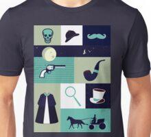 Victorian Sherlock Unisex T-Shirt
