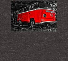 Volkswagen camper side - Red Unisex T-Shirt