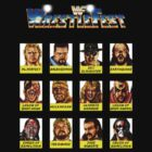 Wrestlefest Roster by Cat Games Inc