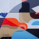 Glenelg Street Art by sedge808