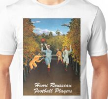 Henri Rousseau - Football Players Unisex T-Shirt