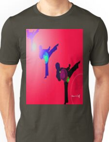 Just kicked in 2 Unisex T-Shirt
