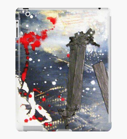 Exploding matchsticks iPad Case/Skin