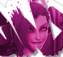Jinx - The Loose Cannon (Pink) Sticker