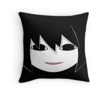 Oshino Ougi Throw Pillow