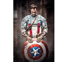 Captain Mulligan (Photography by Sean William / Dragon Ink Photography) Photographic Print