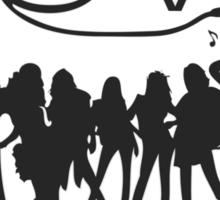 LOVE K-POP MUSIC Sticker