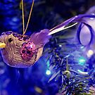 Christmas Bird 2015 by Lisa Kent
