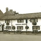 The Queen's Arms, Horsforth by Brian Hargreaves