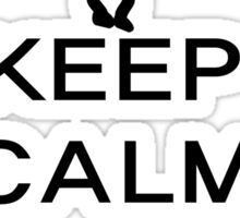 Keep calm and jump jump kpop Sticker