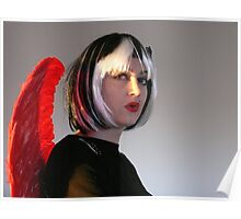 Happy Angel Poster