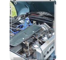 Classic V12 Engine iPad Case/Skin