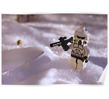 Snow Trooper Poster