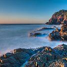 Pacific Sunrise by Dean Bailey