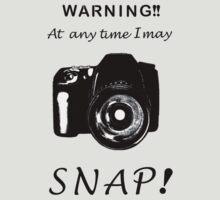 Snap! by Rachel Leigh