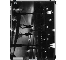Walkers in the night iPad Case/Skin
