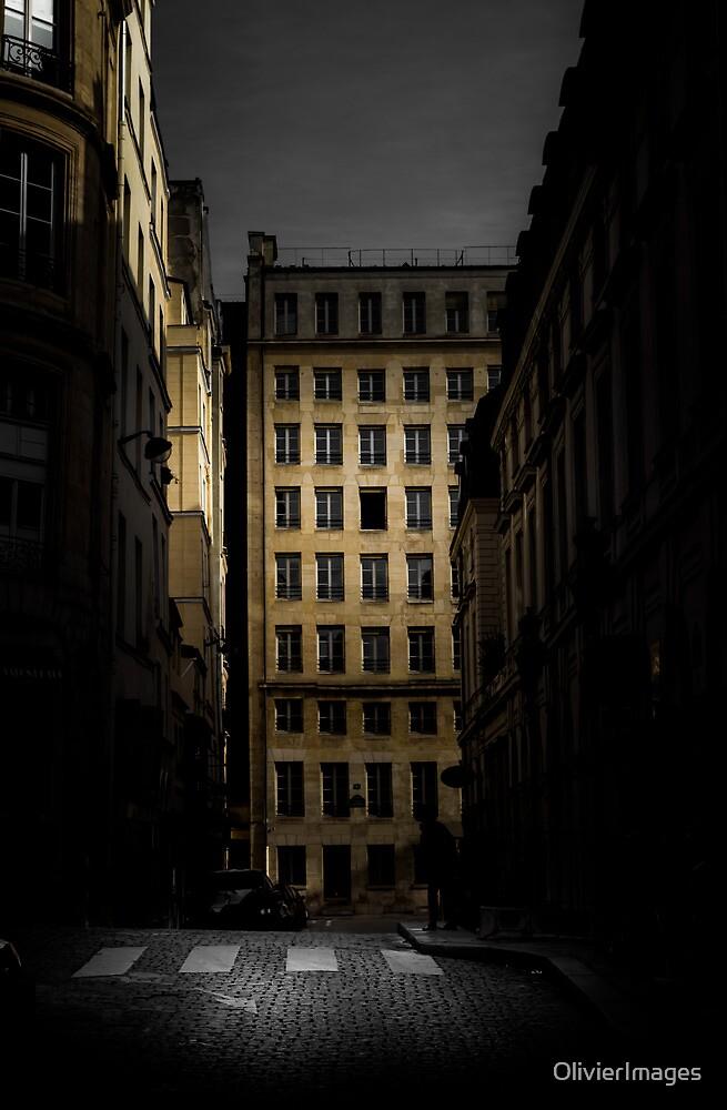 Open window in Paris by Olivier Sohn