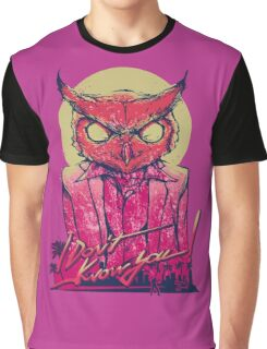 Hotline Miami - Rasmus Graphic T-Shirt
