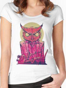 Hotline Miami - Rasmus Women's Fitted Scoop T-Shirt