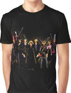 One Piece Gangsta Graphic T-Shirt