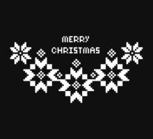 Festlig- Merry Christmas One Piece - Short Sleeve
