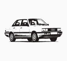 AUDI 80/90/quattro (B2) by garts