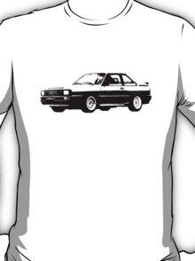 1983-1985 AUDI Sport quattro  T-Shirt