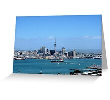 From Mount Victoria Greeting Card