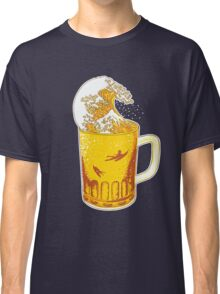Beer Wave Classic T-Shirt