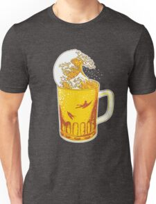 Beer Wave Unisex T-Shirt