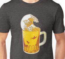 Beer Wave Unisex T-Shirt