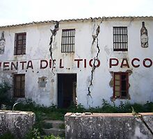 Venta Del Tio Paco, Andalucia, Spain by Ghostsigns
