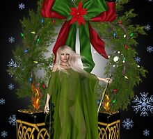 A  Pagan Christmas by LoneAngel