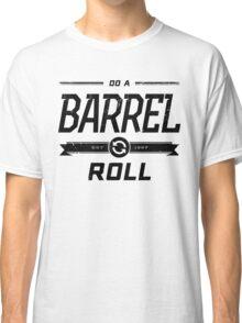 Star Fox 64 - Do A Barrel Roll Official Tee (Black) Classic T-Shirt