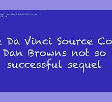 The Da Vinci Source Code by 00000001