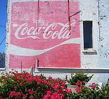 Coca-Cola, Fremantle, Australia by Ghostsigns