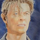 David Bowie  by AlineGason Aline