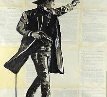 Wyatt Earp by RichesRoad