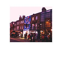 The Street // LONDON COLLECTION Photographic Print